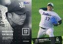 【中古】スポーツ/ユーズドボールカードシリーズ 「東京ヤクルトスワローズ2021」トレーディングカード RG20[レギュラーカード]:清水昇