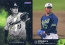 【中古】スポーツ/ユーズドボールカードシリーズ 「東京ヤクルトスワローズ2021」トレーディングカード SP04[スペシャルカード]:清水昇