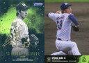 【中古】スポーツ/ユーズドボールカードシリーズ 「東京ヤクルトスワローズ2021」トレーディングカード SP14[スペシャルカード]:長谷川宙輝