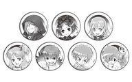 【新品】バッジ・ピンズ 【BOX】黒魔女さんが通る!! 缶バッジ 02画像