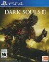 【中古】PS4ソフト 北米版 DARK SOULS III (18歳以上対象・国内版本体動作可)