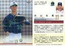 【中古】BBM/レギュラーカード/BBM2021 ベースボールカード 1stバージョン 321[レギュラーカード]:内山壮真(ホロ銀紙版)(/100)