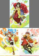 コレクション, その他  A4 3 Pokemon Trainers