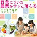 すっきり洗菜ベジシャワー 通常購入1セット 新商品 400mlx2本 野菜 除菌 農薬除去 ウイルス除去 野菜洗浄 日本製