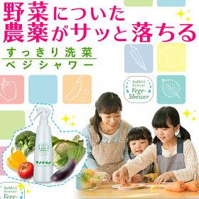 すっきり洗菜ベジシャワー通常購入1袋新商品400mlx2本