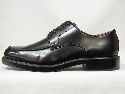 ケンフォード正規品メンズビジネスKENFORDK644BLKブラックリーガルシューズ紳士靴