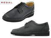 リーガル 正規品 リーガルウォーカー REGAL WALKER 601W AH1 BLK ブラック カジュアル 紳士靴