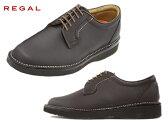 リーガル 正規品 リーガルウォーカー REGAL WALKER 601W AH1 DBR ダークブラウン カジュアル 紳士靴