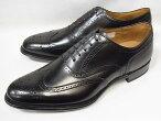 リーガル正規品靴メンズビジネスシューズREGAL03DRCDBLKブラックウィングチップ2E革底紳士靴