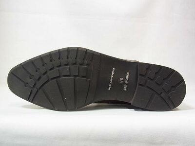 ケンフォード正規品ストレートチップKENFORDKB48AJBLKブラックリーガル人気紳士靴