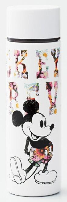 ディズニーミッキーマウスステンレスボトル保温保冷140ml1個入り三郷陶器