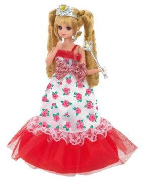 玩具 楽しく遊べるおもちゃ・着せ替え人形 リカちゃん人形 きせかえドレス LW-15 フラワープリンセス 生産終了品 ※人形は別売です 〈大人・子供向けおもちゃ 女の子向け コレクション ファッションドール 香山リカ Licca-chan 洋服 衣装 着替え〉