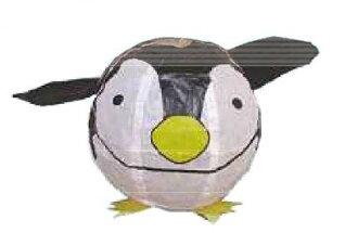 """""""新的""""日本製造的傳統玩具玩具玩具,紙氣球企鵝 (小) 1 pkg [紙氣球咬氣球企鵝企鵝嗎?"""