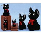 魔女の宅急便 ぬいぐるみ ジジ (抱) マスコット お写真13番の商品になります。 〈ジブリグッズ まじょのたっきゅうびん 黒猫じじ 玩具 おもちゃ 縫いぐるみ プレゼント ギフト〉