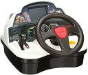 楽しく遊べるおもちゃ・玩具 アルパイン (ALPINE) ぼくはトミカドライバー はたらくのりもの大集合! CarToys(カートイズ) CTS-T01 運転できるくるまは60種類!! 〈趣味・コレクション玩具 子供向け 運転ゲーム 液晶ゲーム 運転手 働く車 ハンドル〉