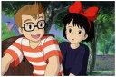 アニメーションジグソーパズルシリーズ 趣味のパズル スタジオジブリシリーズ ジグソーパズル ミニパズル150ピース 【魔女の宅急便 海に向かう日】 〈Studio Ghibli Kiki's Delivery Service jigsaw puzzle 玩具 おもちゃ 150ピース知育パズル〉