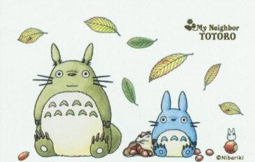 アニメーションジグソーパズルシリーズ 趣味のパズル スタジオジブリシリーズ ジグソーパズル ミニパズル150ピース 【となりのトトロ コラージュart シリーズ2 落ち葉の季節】 〈Studio Ghibli My Neighbor Totoro jigsaw puzzle 玩具 おもちゃ 150P〉