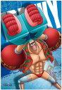 ジグソーパズル アニメーション・漫画パズルシリーズ 趣味のパズル ワンピース・ONE PIECE ジグソーパズル 300ピース 【麦わらの一味 突入新世界編! 2人目フランキー】 〈趣味・コレクション玩具 マンガぱずるおもちゃ ONEPEACE300P〉