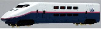 鐵路收集微型火車愛好玩具、 模型 N 規模和 N 規模東日本鐵路 (JR 東日本) jouetsu 新幹線新幹線系列 E1 麥克斯,訓練最大 q 火車模型微型鐵路模型火車模型微型子彈列車新幹線迷你大祭司剪嗎?