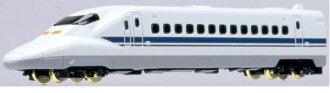 鐵路集合微型火車愛好玩具、 模型 N 規模和 N 規模三洋子彈頭列車新幹線 700 系列的 JR 東海和 JR 西日本東海道新幹線
