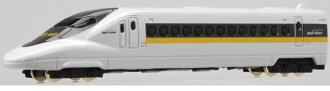 鐵路集合微型火車愛好玩具、 模型 N 規模和 N 擴展西日本鐵道 (JR 西日本) 三洋的子彈頭列車新幹線系列 700' 光 ' q 火車模型微型鐵路模型火車模型微型子彈頭列車新幹線迷你新幹線嗎?