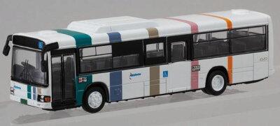 乗り物コレクション バスコレクション ミニカー 趣味の玩具・模型 忠実再現! 1/80スケール…