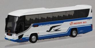 車輛收集巴士收藏迷你愛好玩具,忠實地複製的模型 ! 1 / 80 規模忠實低音 Jr 東海巴士 Jr 東海高速度巴士公路客車 q 公共交通汽車模型汽車模型高速匯流排模型匯流排玩具嗎?