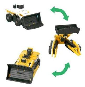卡車收集車改造模型車愛好玩具模型 VooV bourboumedium 系列 VM08 komatsuwheelroda 推土機 q 工作車輛模型車輛模型兒童玩具兒童玩具迷你車小松建築機械施工機系列 D575A?