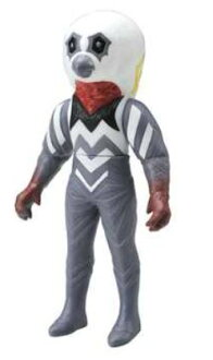 Tokusatsu 電視劇和森泰英雄動漫玩具奧特曼銀河超怪物 500 29 外星人內臟 (愛好,收集玩具成人和兒童玩具奧特曼超級英雄圖為男孩乙烯玩偶娃娃野生外星人)