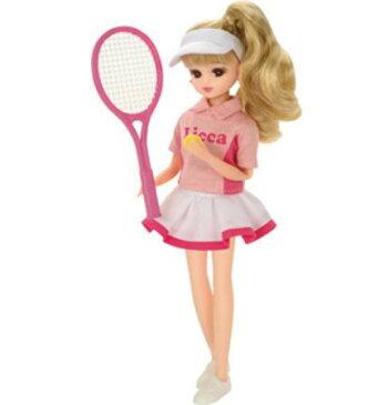 玩具 楽しく遊べるおもちゃ・着せ替え人形 リカちゃん人形 きせかえドール LD-09 テニススクール 〈大人・子供向けおもちゃ 女の子向け コレクション ファッションドール 香山リカ Licca-chan 洋服 衣装 着替え 通販〉