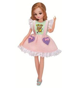 玩具 楽しく遊べるおもちゃ・着せ替え人形 リカちゃん人形 きせかえドレス LW-01 コットンキャンディ ※人形は別売です 〈大人・子供向けおもちゃ 女の子向け コレクション ファッションドール 香山リカ Licca-chan 洋服 衣装 着替え 通販〉