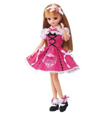 玩具 楽しく遊べるおもちゃ・着せ替え人形 リカちゃん人形 ドール LD-10 かわいいリカちゃん 〈大人・子供向けおもちゃ 女の子向け ごっこ遊び コレクション きせかえ人形 ファッションドール 香山リカ Licca-chan 洋服 衣装 着替え〉