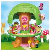 玩具 楽しく遊べるおもちゃ こえだちゃん おしゃべりコレクション こえだちゃんと木のおうち ※こえだちゃん以外の人形、家具は別売です。 〈おもちゃ 大人・子供向けおもちゃ 女の子向け コレクション ごっこ遊び お人形あそび〉