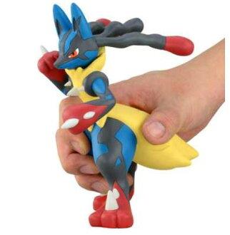有趣的玩具,玩具寵物小精靈 XY 固體百科全書圖怪物集合巨型認為圖 megarcario q 愛好、 收集玩具成人及小孩友好漫畫、 動畫和影片圖神奇寶貝神奇寶貝-q
