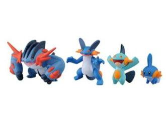 有趣的玩具,玩具寵物小精靈 XY 立體圖畫書圖怪物集合巨型認為包 megallagrarge [愛好、 收集玩具成人和孩子友好卡通、 動漫及電影圖神奇寶貝神奇寶貝-q