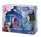 玩具 楽しく遊べるおもちゃ・ベビー向けおもちゃ フィッシャープライス 3WAYで遊べる! CCX95 アナと雪の女王 かわいいおしろ エルサ 〈子供用玩具 子ども こどものおもちゃ 幼児 オモチャ こども用 ドレッサー クローゼット 女の子向け〉