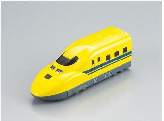 鐵路集合微型火車愛好玩具模型壓鑄火車玩鑄的子彈頭列車系列新幹線類型 923 醫生黃色 q 火車模型車輛模型火車模型新幹線新幹線新幹線電動軌道一般測試火車微型玩具車嗎?
