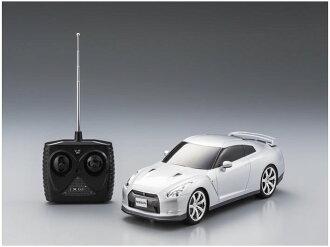 針對hobirajikon愛好的玩具、模型汽車收集1/18 rajikontororuka NISSAN GT-R〈R/C汽車RC karajiokontororukarajikononrodokasupotsuka無線電操縱日產汽車公司模型大人,小孩的玩具玩具〉