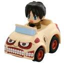 楽しく遊べるおもちゃ・玩具 乗用車コレクション カーコレクション チョロQMIX QM-09 進撃の巨人(エレン) 〈趣味・コレクション玩具 大人・子供向け 自動車模型 ミニカー チョロキュー ゼンマイ ぜんまい アニメ・マンガ 通販〉