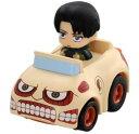楽しく遊べるおもちゃ・玩具 乗用車コレクション カーコレクション チョロQMIX QM-10 進撃の巨人(リヴァイ) 〈趣味・コレクション玩具 大人・子供向け 自動車模型 ミニカー チョロキュー ゼンマイ ぜんまい アニメ・マンガ 通販〉