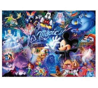 發光的拼圖迪士尼系列世界最小拼圖拼圖動畫拼圖益智系列愛好 / 1000年拼圖碎片 — — 迪士尼玩具玩具 1000年片拼圖智力嗎?