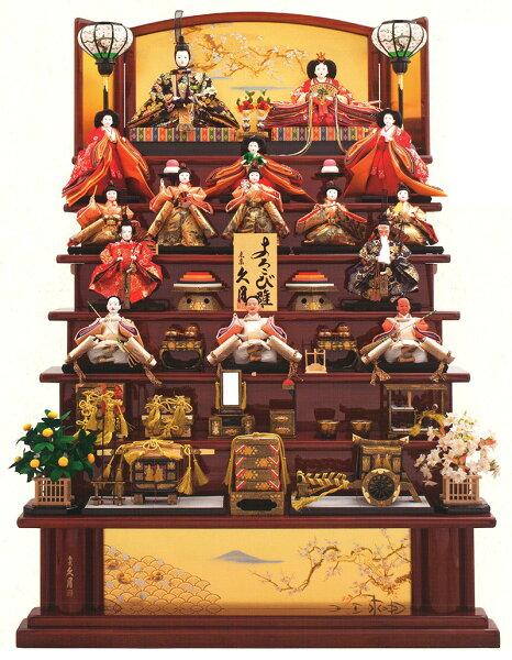 段飾り 雛人形 七