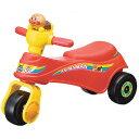 小さなお子様にも安心です!乗用玩具 乗り物のおもちゃ アンパンマンの楽しい三輪車 アンパンマン わん...