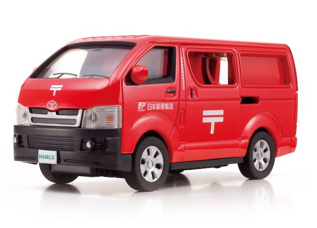 車, ミニカー・トイカー  TOYOTA HIACE 136 DK-5121 Diapet