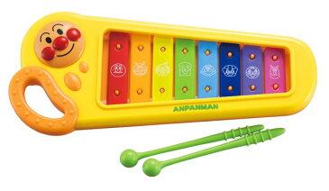 玩具 楽しく遊べるおもちゃ それいけ!アンパンマン 楽しさいっぱい にこにこコンサート NEW アンパンマン うちの子天才 シロホン 〈子供用玩具 こどものおもちゃ 子どもの遊び 幼児 あんぱんまん 鍵盤打楽器 シロフォーン 木琴 シロフォン 楽器 通販〉