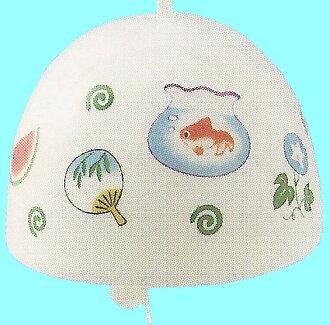 送涼! 夏季商品足夠圓的風鈴夏天的日Wind-chime Wind-bell〈夏季商品詞涼風fuurin和睦的室內裝飾郵購〉