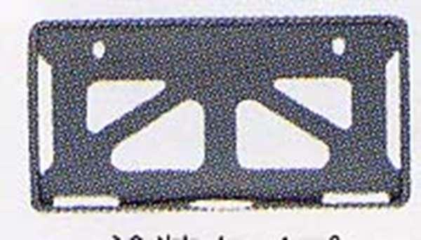 外装用品, ナンバープレート枠  JZS160 1() aristo