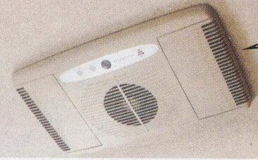 『ハリアー』 純正 ACU31 除菌イオン空気清浄器天井ビルトインタイプ パーツ トヨタ純正部品 クリーン harrier オプション アクセサリー 用品