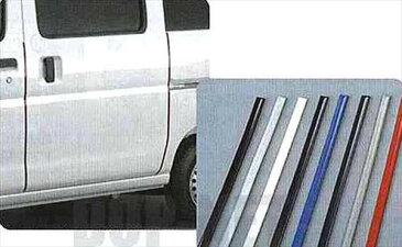 『ハイゼットカーゴ』 純正 S321 S331 カラードアエッジモール 2本で1セット パーツ ダイハツ純正部品 メッキ ドアモール 保護 ワンポイント hijetcargo オプション アクセサリー 用品