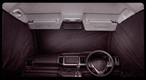 『ステップワゴン』 純正 RK1 RK2 RK5 RK6 プライバシーシェード パーツ ホンダ純正部品 STEPWGN オプション アクセサリー 用品
